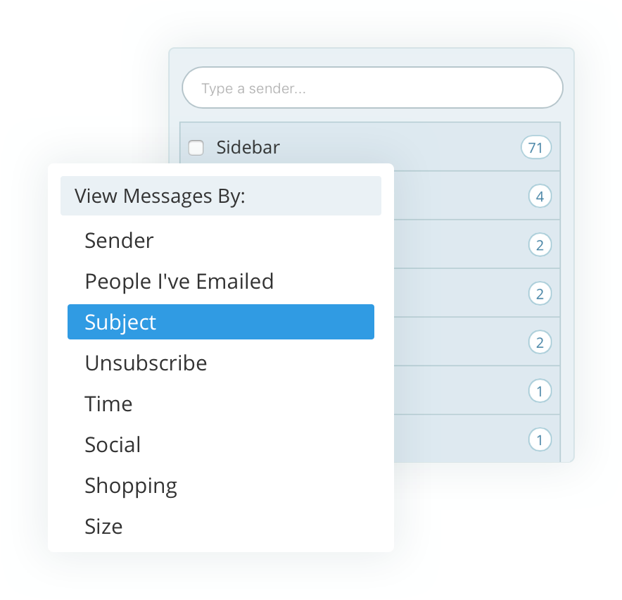 Mailstrom: Clean Up Your Inbox Now